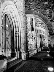 (dawe83) Tags: door bw church stone architecture night dark nikon republic czech tripod pray dream hidden nikkor heavy kolin stonehouse elipse 18105mm d5100