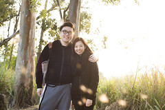 Michael and Vivian (Nothing but everything) Tags: portrait asian lovers  nikkorais28mmf28 nikond800
