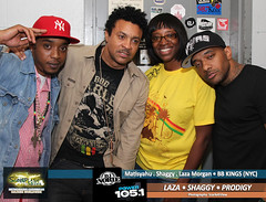 "Laza Morgan, Shaggy & Prodigy • <a style=""font-size:0.8em;"" href=""http://www.flickr.com/photos/92212223@N07/8381138033/"" target=""_blank"">View on Flickr</a>"