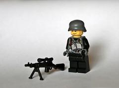 German Sniper (Hotcanon) Tags: canon lego minifigs germansniper brickizimo
