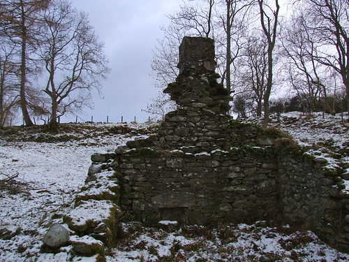 Ruins of Lawers Village