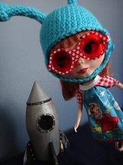 Guard the spaceship Wubba #1