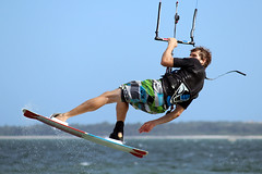 Shot of the day (Al Moore) Tags: australia kitesurfing sydneyaustralia cannon600d