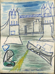 """rough sketch for London Bridge • <a style=""""font-size:0.8em;"""" href=""""http://www.flickr.com/photos/91814165@N02/8424407464/"""" target=""""_blank"""">View on Flickr</a>"""
