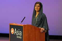Hina Rabbani Khar: Pakistan's Regional Perspective 4 (Asia Society) Tags: pakistan india afghanistan tom war iran islam politics religion terrorism nagorski hassanabbas hinarabbanikhar alexanderevans