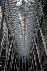 atrium. (mariacasa) Tags: city windows toronto ontario canada glass architecture buildings bay downtown open bright walk culture adventure explore atrium core arctecture mariacasa