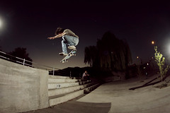 ... (d-kings) Tags: chile canon eos skateboarding diego skate skateboard backside 8mm sk8 rancagua espinoza f35 nollie heelflip 2013 strobist 40d rokinon sanfranciscodemostazal choconiosphotos fotosdechoconio yn460 yongnuo460 dkingsphoto