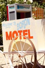 Welcome to Boron Motel (Thomas Hawk) Tags: california usa unitedstates desert unitedstatesofamerica motel mojavedesert boron kerncounty