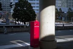 L1006958c (haru__q) Tags: leica m8 voigtlander colorskopar mobile powder fire extinguishing equipment   shadow cp2016