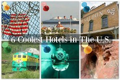 Coolest hotels in the US (Conny Sandland) Tags: hotel hotels usa us unique cool coolest oneofakind vacation travel traveling travelling adventure themehotels