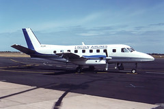 0552 (dannytanner804) Tags: airport aircraft international lincoln adelaide sa date airlines reg owner embraer bandeirante 1241993 emb110p1a vhlnb airportcodeyapd cn110441