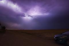 el Blitzo (Rainer Schund) Tags: storm nature car germany thringen scary nikon erfurt flash natur el thunderstorm blitz gewitter thunder stormchasing blitzo nikond700 natureexploring