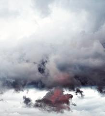* (PattyK.) Tags: ioannina giannena sky clouds rain april 2015 greece ilovephotography
