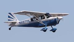 American Champion 8KCAB Super Decathlon N887PA (ChrisK48) Tags: aircraft airplane americanchampion8kcab champ dvt kdvt n887pa phoenixaz phoenixdeervalleyairport superdecathlon