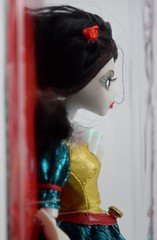 Zombie Snow White Doll by WowWee - Amazon Purchase - Boxed - Midrange Left Side View (drj1828) Tags: zombie onceuponazombie doll 11inch snowwhite articulated posable princess wowwee