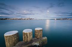 Auckland City (Christopher Turner Photography) Tags: devonport sunrise