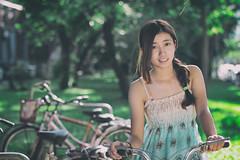 Sabrina706 (greenjacket888) Tags: beautiful asian asianbeauty cute md 5d3 5dmk 85l 85f12            portrait lovely     sabrina