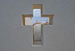 Cimetire marin de Bonifacio (Anders_3) Tags: cimetieremarindebonifacio corsica corse bonifacio france corsedusud cemetery graveyard cross architechture wall saintfranois saintfrancis korsika
