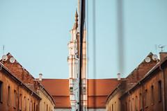 Reflection | Kaunas Town Hall #237/365 (A. Aleksandraviius) Tags: reflection kaunas town hall architecture mirror building lithuania lietuva nikon nikkor 85mm 85 365 3652016 d810 nikond810 85mmf14g nikkor85mm nikon85mm14g f14g nikon85mm project365 237365 nikoneurope