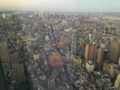 IMG_0645 (gundust) Tags: nyc ny usa september 2016 newyork newyorkcity manhattan architecture wtc worldtradecenter chryslerbuilding artdeco skyscraper spire lighting 1wtc oneworldtradecenter som skidmoreowingsmerrill davidchilds oneworldobservatory glass observationdeck downtown