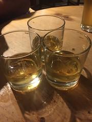 Captain Morgan, Spiced rum shots, The Fleece, Cirencester, August 2016 (Pub Car Park Ninja) Tags: captainmorgan spicedrum rum shots thefleece cirencester august 2016 gloucestershire glos uk england gb britain cotswolds
