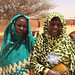 Sudanese women on refugee council in camp in Eastern Chad