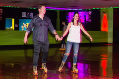 Roll Bounce - 8/17/2016 (substantialinc) Tags: southgaterollerrink seattle august17 skating substantial rollerskating rollerrink rollerskates skates