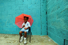 DMA-Roseau-0906-0932-v1 (anthonyasael) Tags: unicef school girls portrait people black girl horizontal kids america umbrella children kid uniform child african portraiture disguise caribbean schoolchildren braids plaits schooluniform braid dominica plait roseau westindies socialcenter caribbeanislands lesserantilles childrenonly anthonyasael schoolagechild unicefprogram
