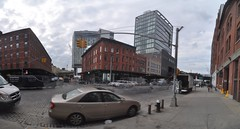Meatpacking District (misterperturbed) Tags: autostitch newyork 14thstreet iosapp