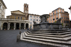 """Santa Maria in Trastevere • <a style=""""font-size:0.8em;"""" href=""""http://www.flickr.com/photos/89679026@N00/8085165631/"""" target=""""_blank"""">View on Flickr</a>"""