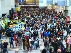 The Lovely Crowds - New York Comic Con 2 by numb - Up All Night to Get Lucky, on Flickr