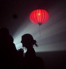 Suite Silhouette. (JamesRannoch) Tags: girl silhouette scotland glasgow nightclub lantern charingcross blacksparrow berkeleysuite