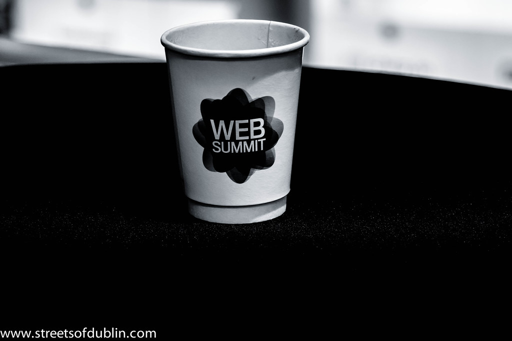 The Art Of Coffee At The Web Summit Dublin 2012