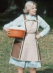 Heidi (dshbat) Tags: feminine bib apron housewife pinafore pinny tablier domesticated hausfrau schrze schort crosstied pinaforeapron kchenschrze schortje aproned maidsdress bibbedapron kochschrze haushaltsschrze trgerschrze