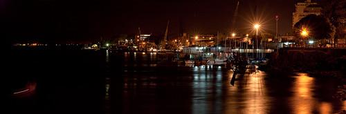 Corrientes, puerto