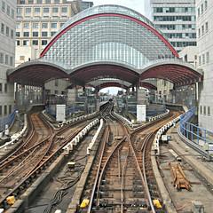 Canary Wharf  Station: London Docklands