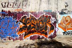 SESTOR (STILSAYN) Tags: california graffiti oakland bay east area 2012 sestor