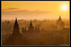 Bagan Sunrise (GlobalGoebel) Tags: travel 2 mist hot sunrise canon photography eos dawn haze view mark burma air balloon ii hotairballoon 5d myanmar hazy ballooning pagan bagan markii mark2 24105mm balloonsoverbagan canonef24105mmf4lisusm bluelist