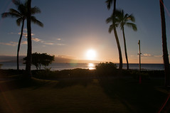 Sunset (b0ssk) Tags: beach hawaii maui cliffjumper