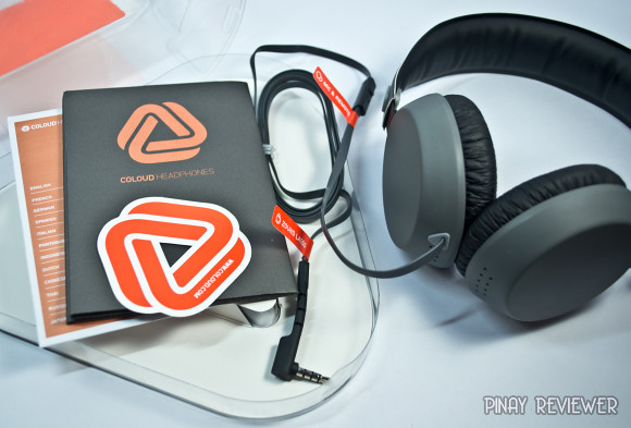 Unboxing of Coloud The Boom Headphones
