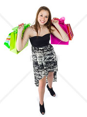 portrait of a happy teenage girl holding shopping bags (peopletuff2012) Tags: portrait cute beautiful beauty smiling retail standing shopping happy photography holding pretty fulllength lifestyle content indoors whitebackground teenager studioshot bags hobbies freetime abundance shopaholic consumerism oneperson carrying buyer shopper caucasian sparetime shoppingbags toothysmile spendingmoney casualclothing teenagegirl colorimage lookingatcamera leisureactivity 1617years highangleview