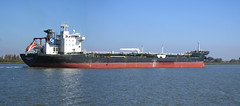 Tanker Panorama (I Love Badger Dogs!) Tags: ca panorama river boat barco ship antioch tanker sanjoaquin anthonywstantonphotography