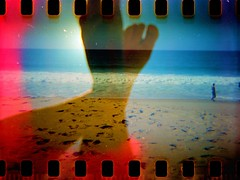 <3 (Uka wonderland) Tags: lomo lomography exposure diana f vacations doble