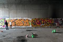 diego & dany - coslada  legends (dug_da_bug) Tags: madrid spain diego dani mtm dany vv vh grafftiti coslada vandalvoyeur diegomtm cosladalegends vandalhostel