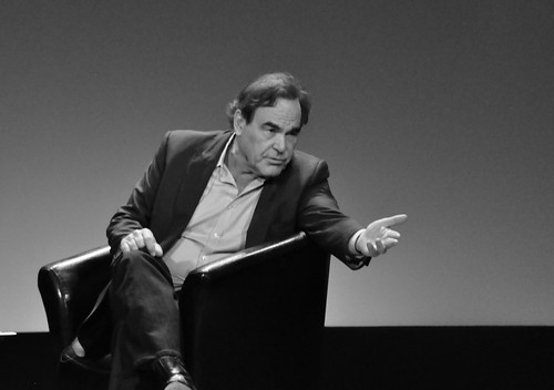 Oliver Stone @ Penny Stamps Lecture - Michigan Theater