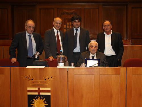 Premio controcorrente Luca Hasdà a Oscar Giannino e Mario Cerci