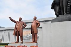 DSC_0978 (yackshack) Tags: travel nikon asia asien kim north korea explore pyongyang corea dprk coreadelnorte ilsung nordkorea mansudae jongil d5000 coredunord coreadelnord   pjngjang mansudaegrandmonument dvrk