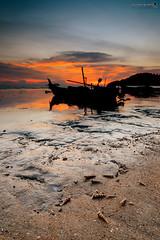 Stranded (Sir Mart Outdoorgraphy) Tags: beach photoshop airplane landscape seascapes flight ps aeroplane landing beaches lands psy pantai scapes gangnam gnd singhray leefilter sirmart outdoorgraphy outdoorgraphystudios rgnd permatangdamarlaut pru13 airplanelandingviewingpointpenang gangnamstyle