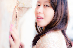 come to me (DextDee) Tags: china pink girl female asian model nikon asia sara chinese presenter d7000 dextdee