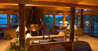 Alaska Luxury Fly-Out Fishing Lodge 2